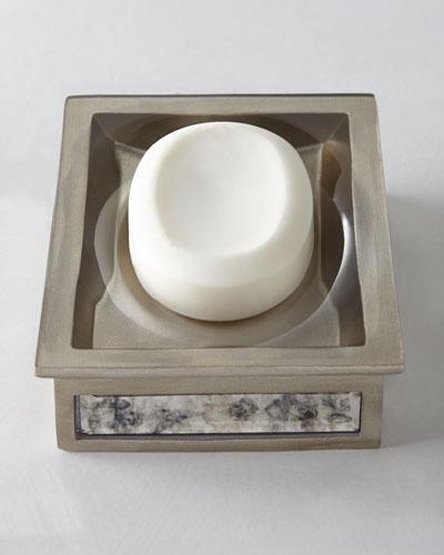 Kassatex Palazzo Vintage Soap Dish