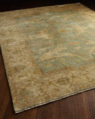 Exquisite Rugs Oceanside Oushak Rug & Matching Items