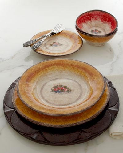 Four Pompeii Pasta Bowls