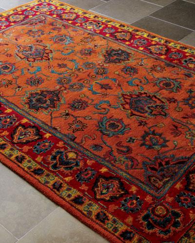 Petra Traditional Rug, 3'6