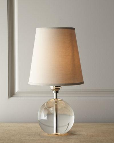 Crystal Mini Sphere Lamp