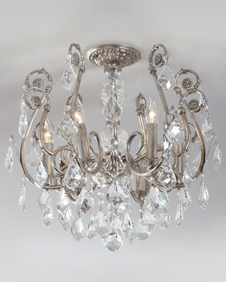 Flush Chandelier Mini chandelier flush mount light fixture audiocablefo