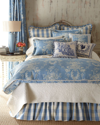 Queen Country Manor Comforter Set