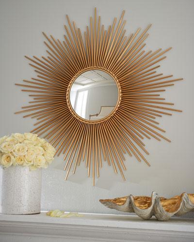Thin Sunray Mirror