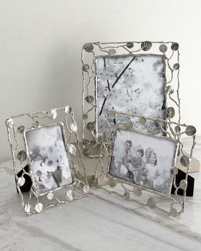 Botanical Leaf Picture Frame, 5