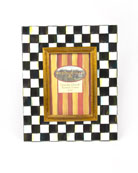 MacKenzie-Childs Medium Courtly Check Photo Frame