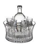 """Lismore Diamond"" Vodka Set"
