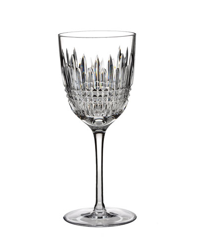 """Lismore Diamond"" Red Wine Glass"