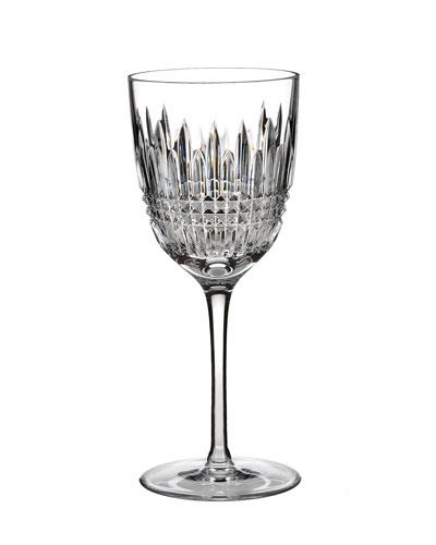 Lismore Diamond Red Wine Glass