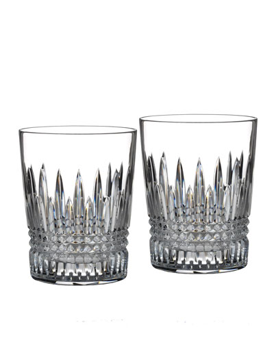Lismore Diamond Tumblers, Set of 2