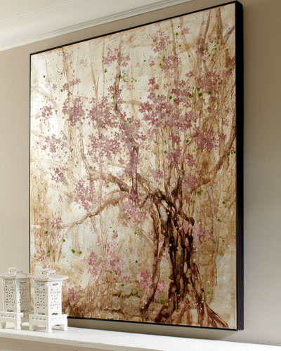 Neiman Marcus Pink Home Decor Ebth: Framed Wall Decor
