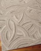 Swirling Sands Rug, 8' x 11'