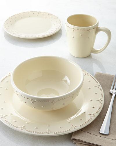16 - Piece Genevieve Dinnerware Service
