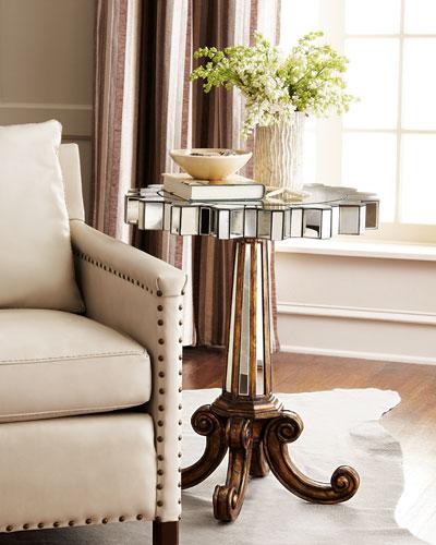 Coronado Fluted Side Table