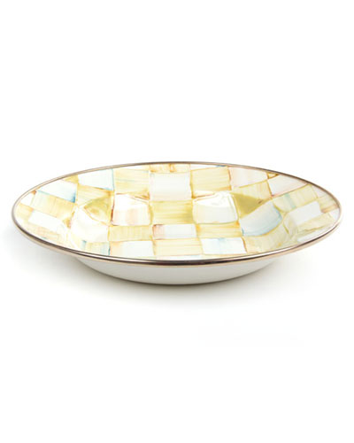 Parchment Check Breakfast Bowl