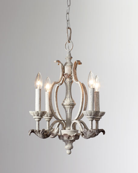 inch chandelier pn product nickel light crystorama ceiling in polished chandeliers baxter