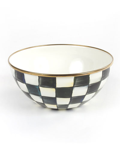 Small Courtly Check Everyday Bowl