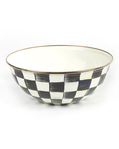 Medium Courtly Check Everyday Bowl