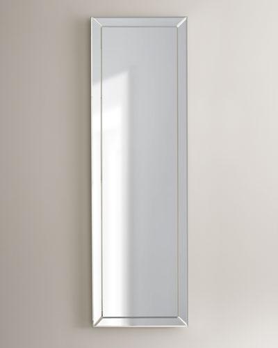 Mirror-Framed Full-Length Mirror