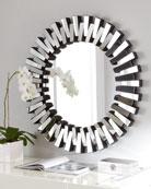 Mingling Slats Mirror