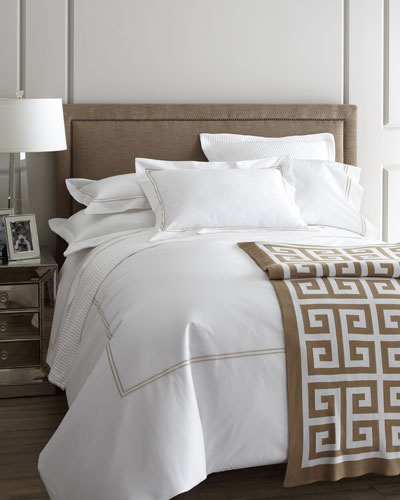 Queen Resort Duvet Cover