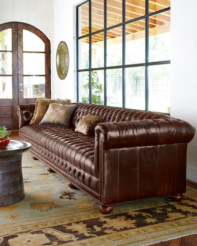 Old Hickory Tannery : old hickory tannery chaise - Sectionals, Sofas & Couches