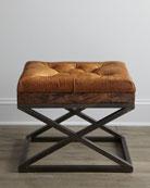 Warona Leather Bench