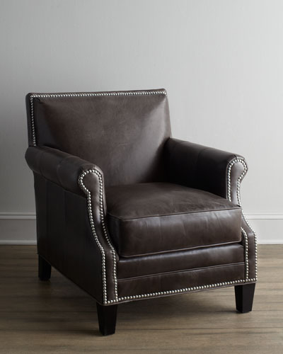 Grand Turk Leather Chair