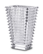 Baccarat Small Rectangular Eye Vase