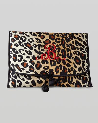 Leopard-Print Lingerie Envelope