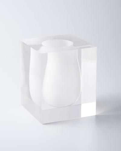 Bel Air Scoop Vase