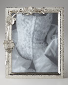 "White Orchid 8"" x 10"" Photo Frame"