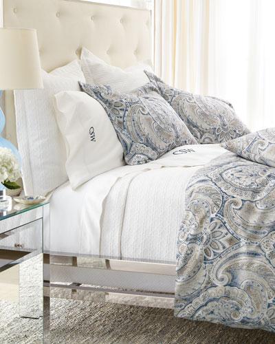 Charleston Reversible Pillow, 18