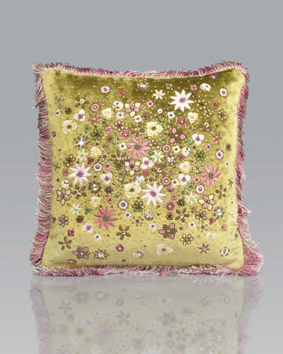 Mille Fiori PIllow