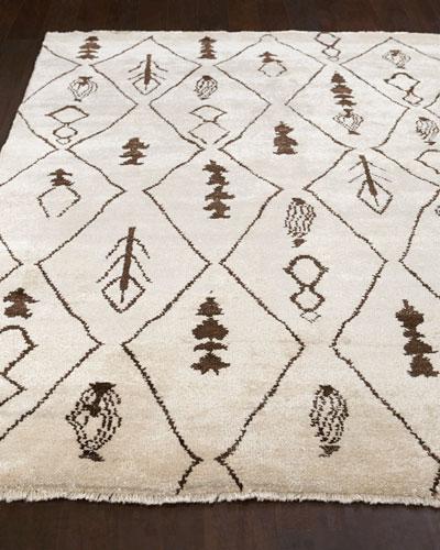 Moroccan Sand Rug, 8' x 10'