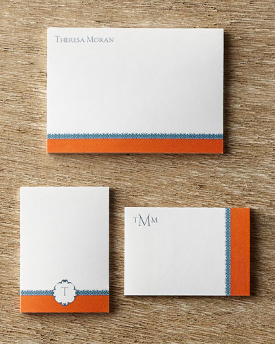 Personalized Post-it Notepad Set