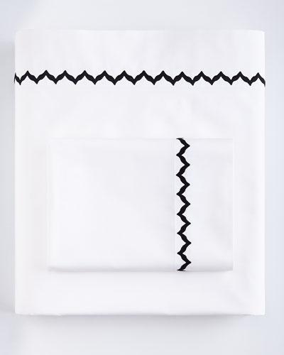 Single King Bargello 200TC Pillowcase