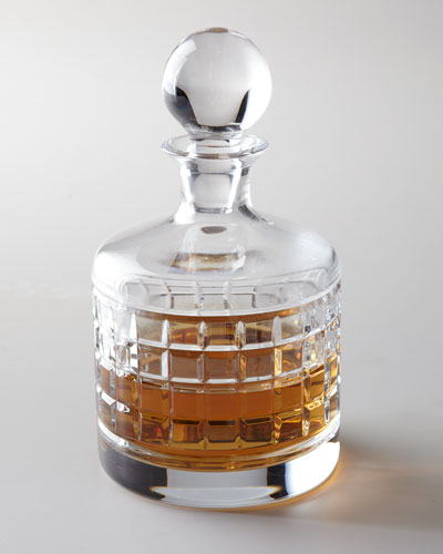 London Round Decanter