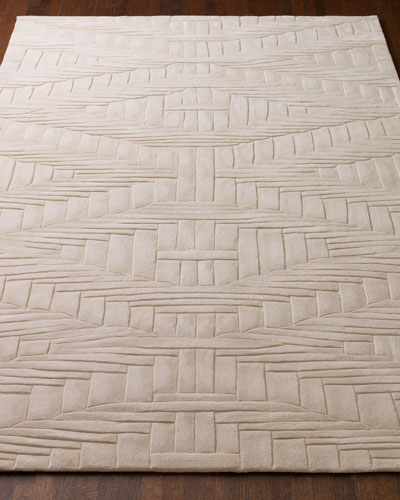 Trapeze Rug, 5'6