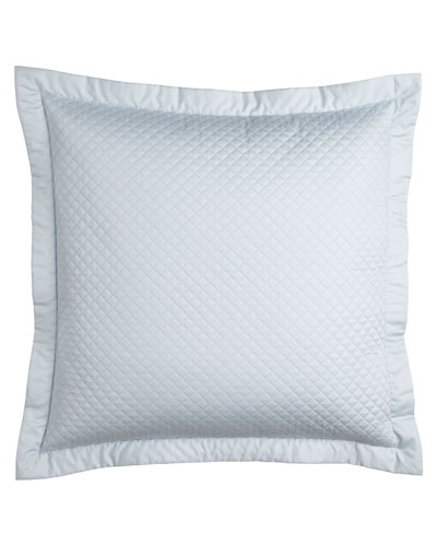 Standard Diamond-Quilted Wyatt Sham