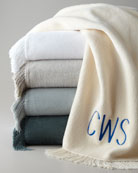Windsor Fleece Throw