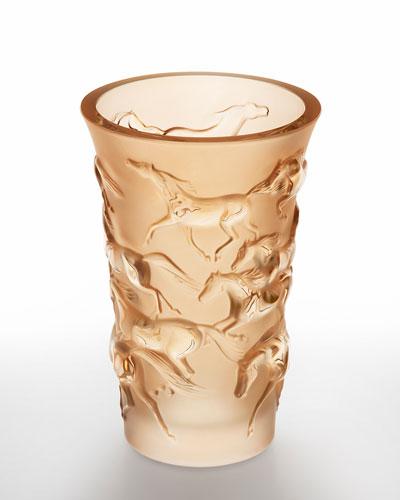 Mustang Vase