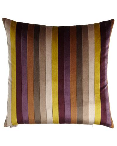 Dumont Aubergine Pillow