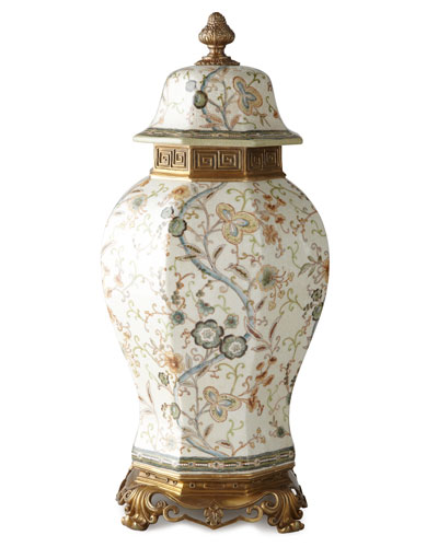 Twine Garden Lidded Jar
