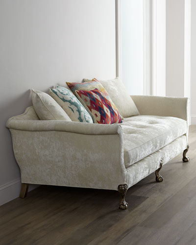 Ginger Fiesta Sofa