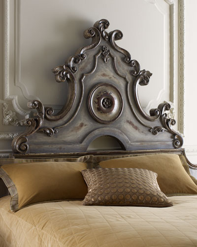 Katya King Headboard