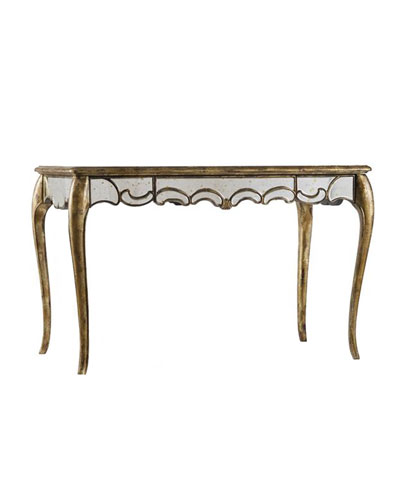 Briganti Mirrored Writing Desk