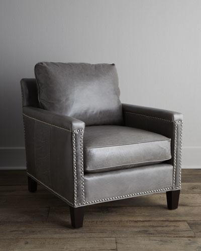 Gordon Leather Chair
