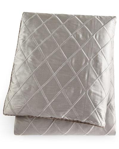 King Diamond Duvet Cover
