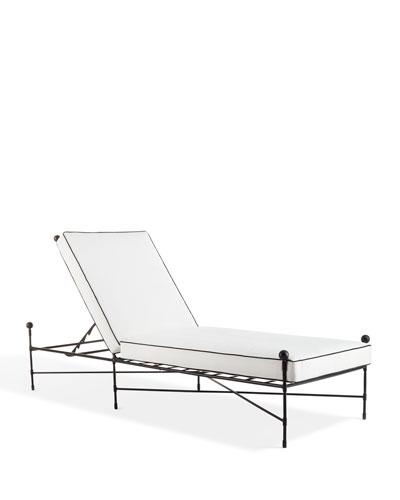 White Powder Coated Furniture